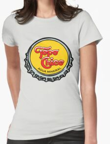 Topo Chico T-Shirt Print Womens Fitted T-Shirt