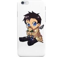 Castiel and Dean  iPhone Case/Skin