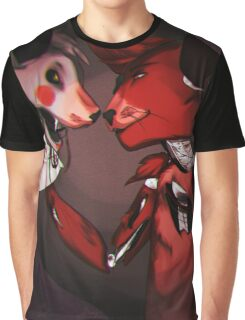 Ahoy There Mangle Graphic T-Shirt