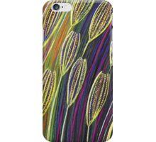 Pastel Art - Native Grass iPhone Case/Skin