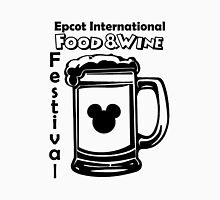 Epcot Food and Wine Festival Mens Shirt Unisex T-Shirt