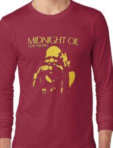 Midnight Oil Long Sleeve T-Shirt
