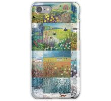 The Four Seasons iPhone Case/Skin