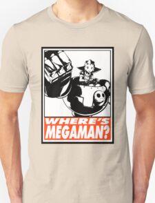 Tron Bonne Where's Megaman? Obey Design Unisex T-Shirt