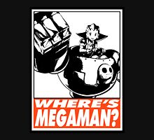 Tron Bonne Where's Megaman? Obey Design Men's Baseball ¾ T-Shirt