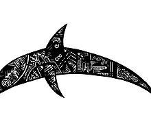Dolphin by Oscar Valdez