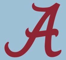 Alabama Crimson Baby Tee