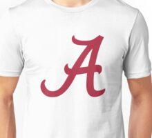 Alabama Crimson Unisex T-Shirt