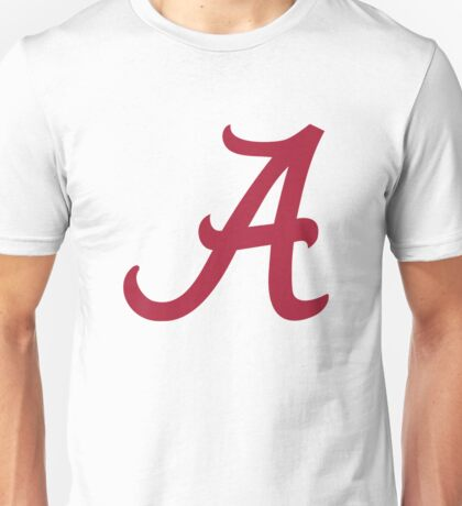 Alabama Crimson Unisex T-Shirt