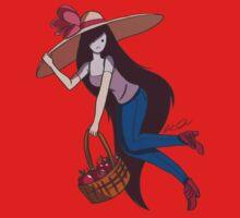 Marceline with Big Floppy Hat Kids Clothes