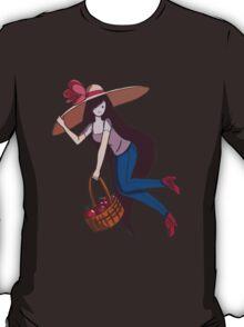 Marceline with Big Floppy Hat T-Shirt