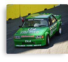 Dick Johnson XE Ford Falcon Group C Canvas Print