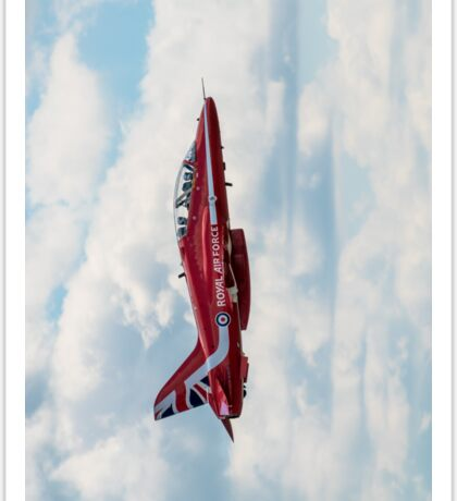 Red Arrows Sticker