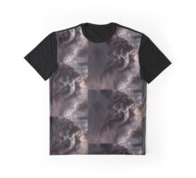emergent 1b - textured charcoal drawing Graphic T-Shirt