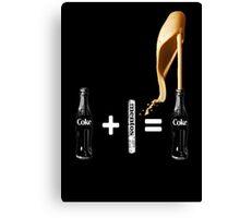 save cola Canvas Print