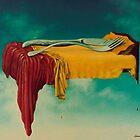 """Wet Lunch"" 1976 by Stephen Gorton"