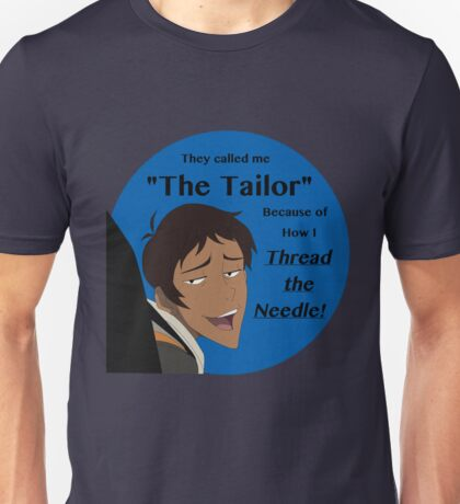 "Lance ""The Tailor"" Unisex T-Shirt"
