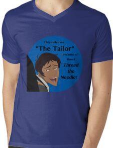 "Lance ""The Tailor"" Mens V-Neck T-Shirt"