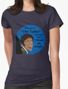 """Lance """"The Tailor"""" Womens Fitted T-Shirt"""