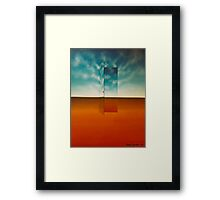"""The Mind of a Child"" Framed Print"