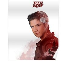 Scott McCall Double Exposure Poster