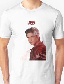 Scott McCall Double Exposure Unisex T-Shirt