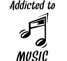 Addicted To Music by kwg2200