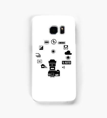 Camera Mode Dial Samsung Galaxy Case/Skin