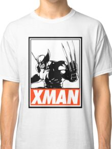 Wolverine Xman Obey Design Classic T-Shirt