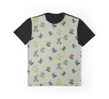 Dendrobates frog pattern Graphic T-Shirt
