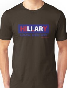 Hillary LIAR Unisex T-Shirt