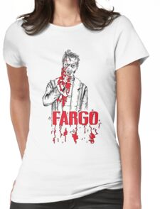 Steve Buscemi in Fargo Womens Fitted T-Shirt