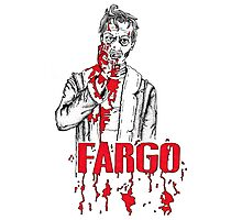 Steve Buscemi in Fargo Photographic Print