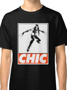 X-23 Chic Obey Design Classic T-Shirt