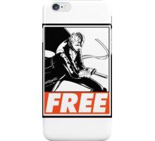 Vergil Free Obey Design 2 iPhone Case/Skin