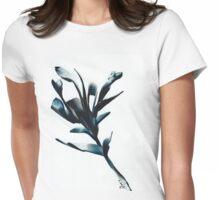 Flowerscape Bold  Womens Fitted T-Shirt
