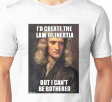 Sir Isaac Newton Meme Unisex T-Shirt