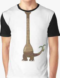 Exeggutor Aloha Head Shirt Graphic T-Shirt