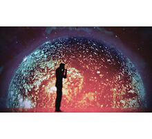 Mass Effect ~ The Illusive Man Photographic Print