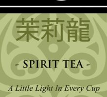 Spirit Tea Sticker