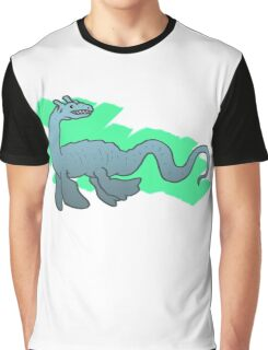 Water monster Graphic T-Shirt