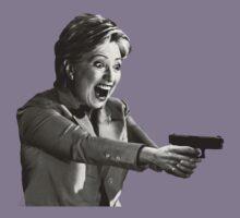 Hillary Master Blaster by LibertyManiacs