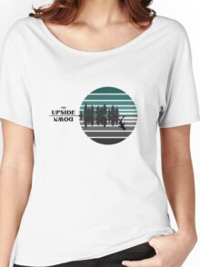 The Upside Down Women's Relaxed Fit T-Shirt
