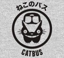 ねこのバス • CATBUS One Piece - Long Sleeve