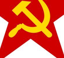 Soviet Red Star, T-Shirt Design Sticker