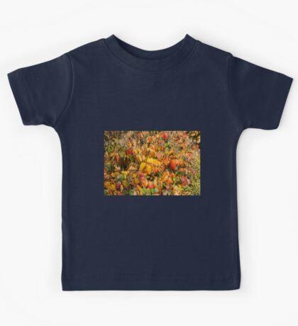 Autumn's Paint Brush Kids Tee