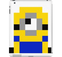 Pixel Minion iPad Case/Skin