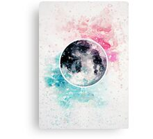 ˹pastelmoon˼ Canvas Print