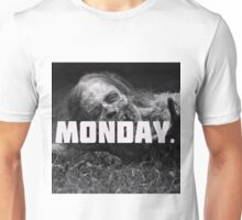 Monday - The Walking Dead Unisex T-Shirt