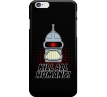 'Bite My Shiny Cylon Ass' iPhone Case/Skin